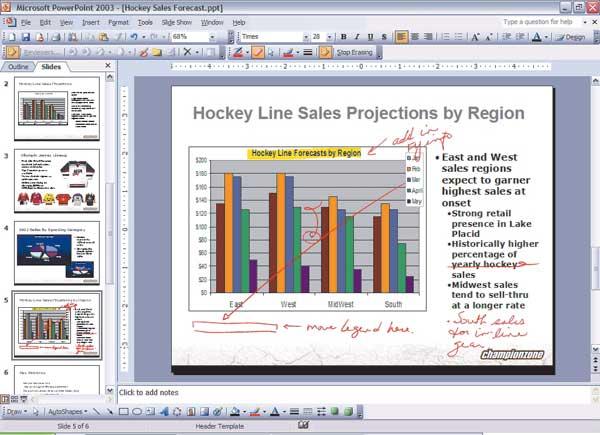 программ для создания презентаций