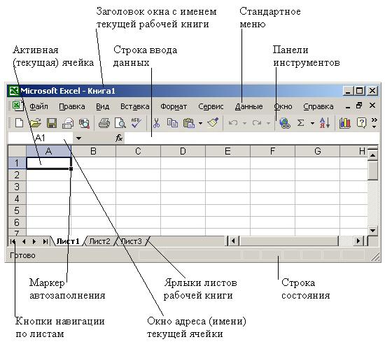 Электронные таблицы в медицине